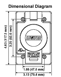 dimensional data � wiring diagram