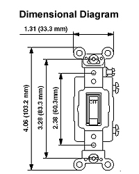 1201 plc Leviton 4 Way Switch Diagram dimensional data wiring diagram