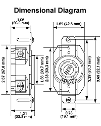 2710-B Nema P Wiring Diagram on