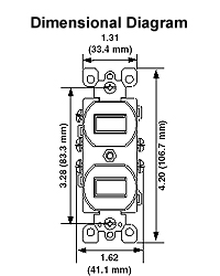 Duplex Switch Wiring Diagram Just Another Wiring Diagram Blog