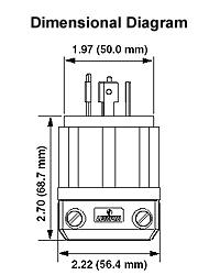 2811 Nema L Receptacle Wiring Diagram on