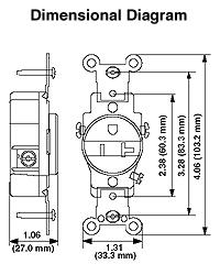5661-I Nema Wiring Diagram Outlet on