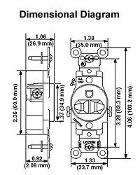dimensional data  wiring diagram