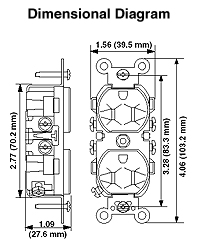 [DIAGRAM_38IS]  5822-I   20r Receptacle Wiring Diagram For A 6      Leviton
