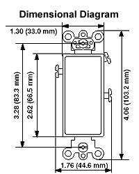 56572w. Wiring Diagram. Wiring. Leviton Single Pole Double Throw Switch Wiring Diagram At Scoala.co