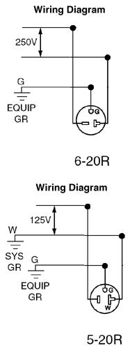 Hospital Grade Receptacle Wiring Diagram from www.leviton.com