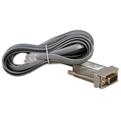 Leviton SERIAL CONECTIVITY CABLE DB9 FEMALE 6-CORE CABLE