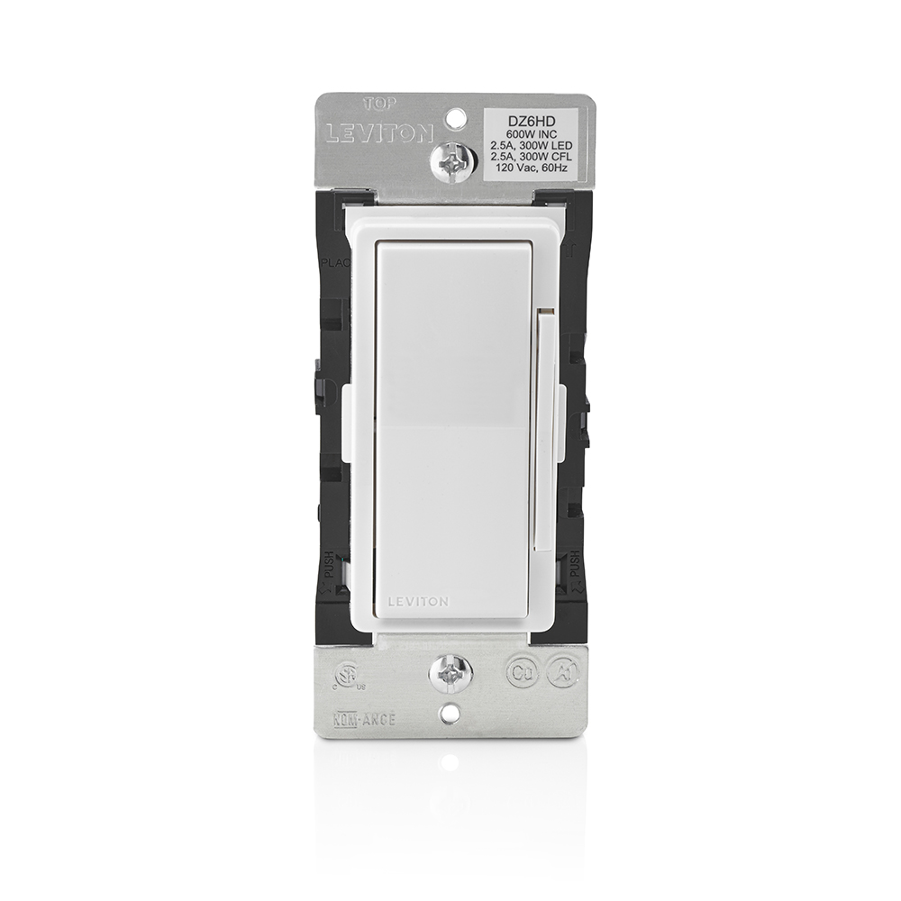 Decora Smart with Z-Wave Plus Technology Dimmer