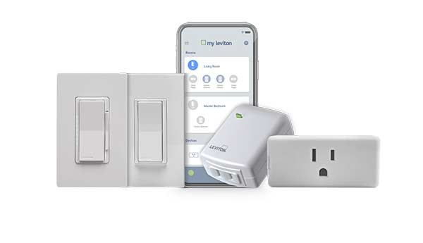Decora Smart™ - Smart Home Dimmers, Switches and Plug-ins