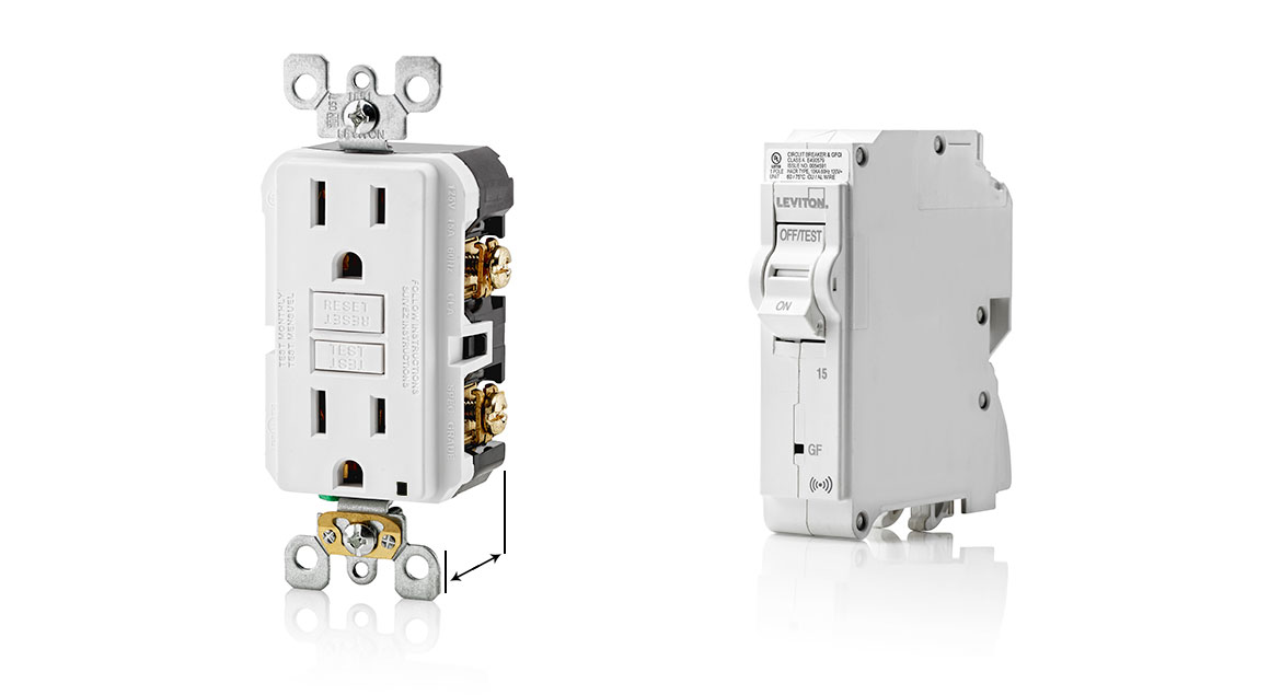 leviton patented reset lockout  prevents reset if gfci