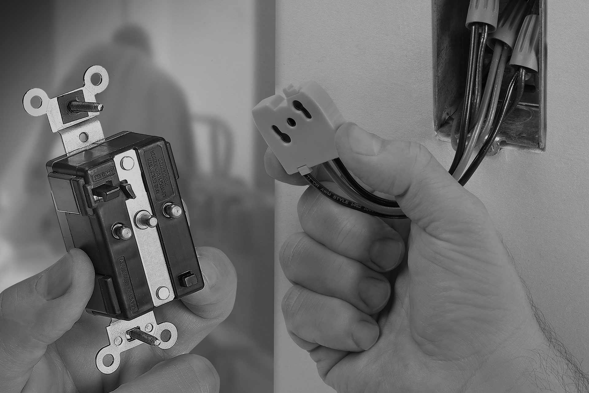 Lev Lok Modular Wiring Solutions Menu