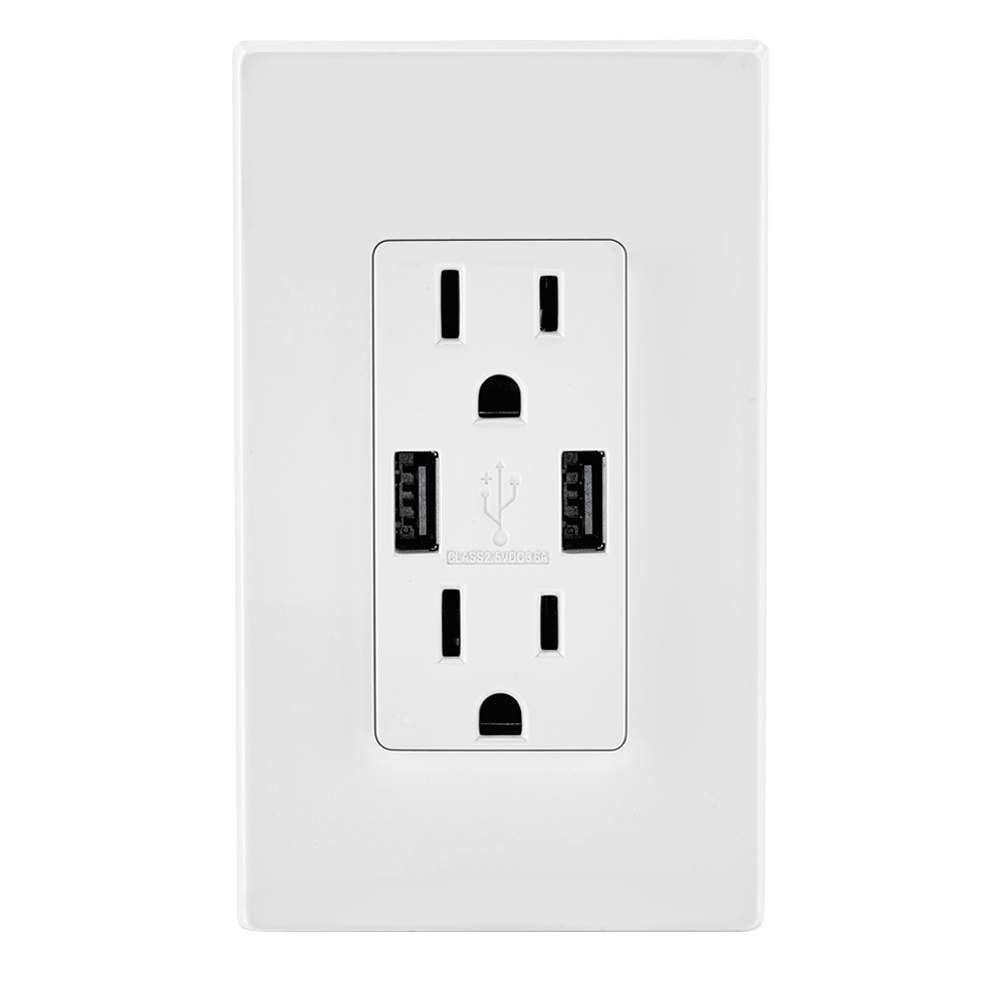 USB Charger Devices - Leviton